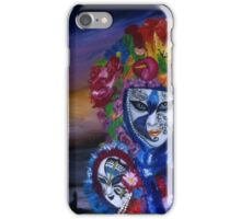 Venetian mask  iPhone Case/Skin