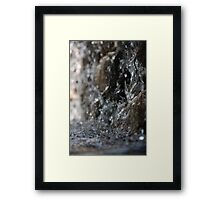 Stilled Water Framed Print