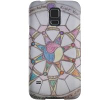 The Wheel of Dharma II Samsung Galaxy Case/Skin
