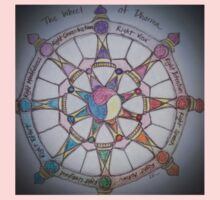 The Wheel of Dharma II Kids Clothes