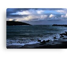 Coffs Harbour - Stormy Afternoon Canvas Print