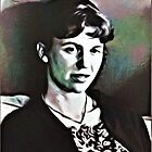 SYLVIA PLATH by Terry Collett