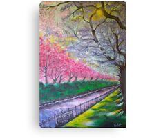 Parkway Canvas Print