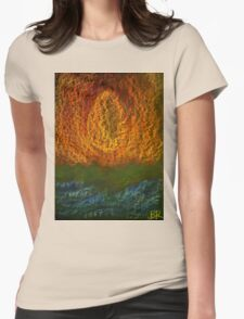 Brahma's Egg Womens Fitted T-Shirt