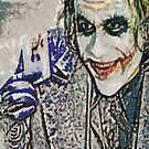 The Joker iPhone Case by leapdaybride