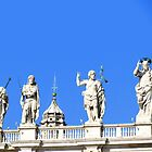 THE SAINTS OF ST PETERS by Azzurra