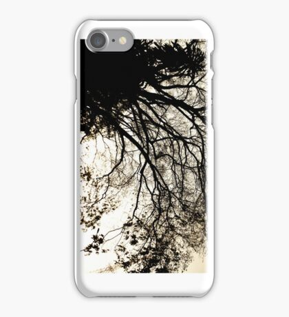 iphone case - naive tree iPhone Case/Skin