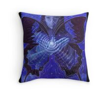 Heartwings Throw Pillow