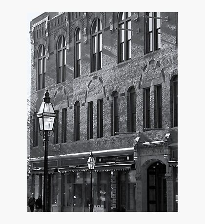 Old Building in NH Photographic Print