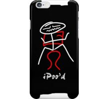 iPoo'd iPhone Case/Skin