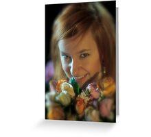Classic portrait . Wedding Photography . by Brown Sugar . Views (259) thx! Greeting Card