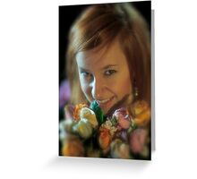 Classic portrait . Wedding Photography . by Brown Sugar . Views (259) thx! Greeting Card