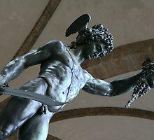 Perseus and Medusa by Rob Chiarolli