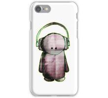 Hed Fone Dude iPhone Case/Skin