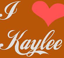 I love Kaylee for Dark Colors by Spacestuffplus