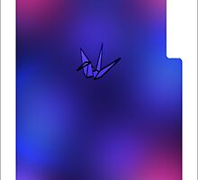 retro purple fade by Cranemann