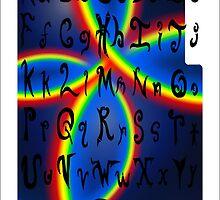 alpha rainbow by Cranemann