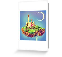 One Thousand and One Nights - Arabian Nights Greeting Card