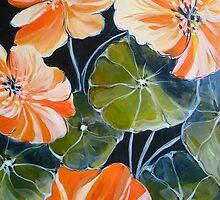 2014 Calendar of flowers1. Elizabeth Moore Golding © by Elizabeth Moore Golding