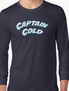 Captain Cold Long Sleeve T-Shirt