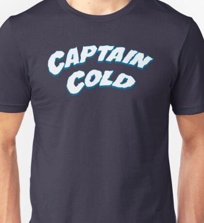Captain Cold Unisex T-Shirt