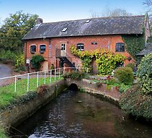 Alderholt Mill by hootonles