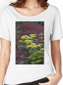 tree in the garden Women's Relaxed Fit T-Shirt
