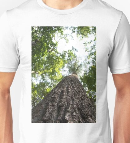 Large Tree In The Great Smoky Mountains Unisex T-Shirt