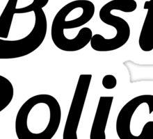 World's Best Police Officer Sticker