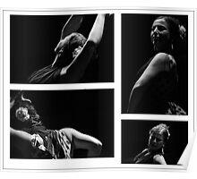 The Flamenco of Sevilla Poster