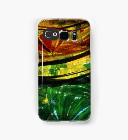 Stained Glass Samsung Galaxy Case/Skin
