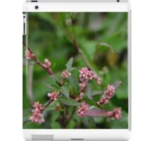 Tiny Pink Buds iPad Case/Skin