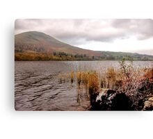 The Lake at Buttermere Canvas Print
