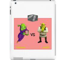 Junior vs Shrek iPad Case/Skin