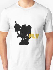 Fly Type: Cream Unisex T-Shirt