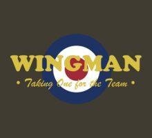 Wingman (RAF) by Paul James Farr