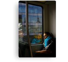 """""""Asleep in Berlin"""" - II Canvas Print"""