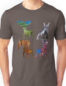 Seasonal sawsbuck Unisex T-Shirt