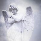Angel Sighting by olga zamora