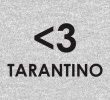 <3 Tarantino by green10