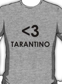 <3 Tarantino T-Shirt