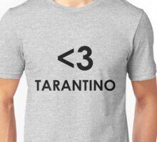 <3 Tarantino Unisex T-Shirt