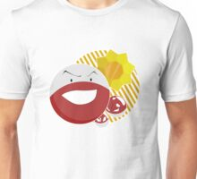 Thunder Badge Voltorb-Electrode Unisex T-Shirt