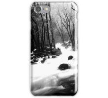 """Bridal Veil Creek"" Yosemite. iPhone Case/Skin"
