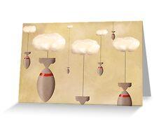 Big Bombs Greeting Card