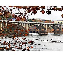Columbia on the Congaree Photographic Print