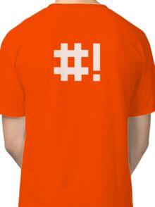 #! Classic T-Shirt