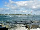 Old Barney and Barnegat Inlet - New Jersey - USA by MotherNature