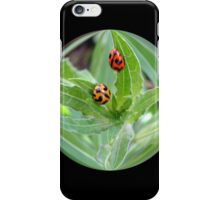 LUCKY LADIES iPhone Case/Skin