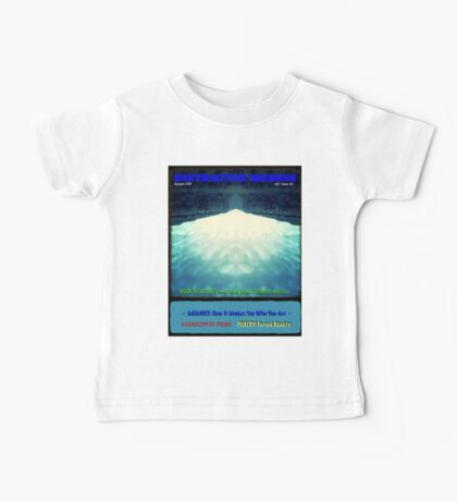 Distracted Masses Vol. 1 Issue #3 Baby Tee
